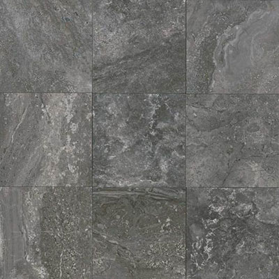 American Olean Laurel Heights 24 x 24 Charcoal Crest