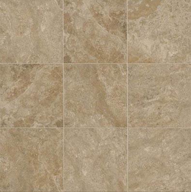 American Olean Stone Claire 20 X 20 Floor Russet