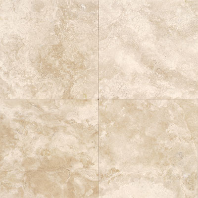 American Olean Stone Source Travertine 12 X 12 Polished