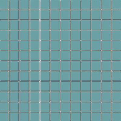 American Olean Unglazed Porcelain Mosaics Clearface 1 X 1