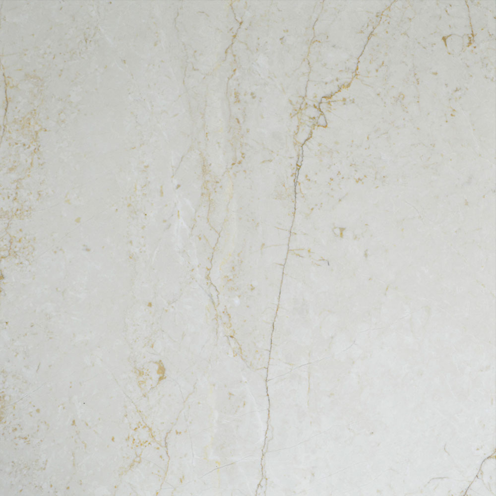 Atlantic Stone Source Marble 24 x 24 Polished Crema Fantasy