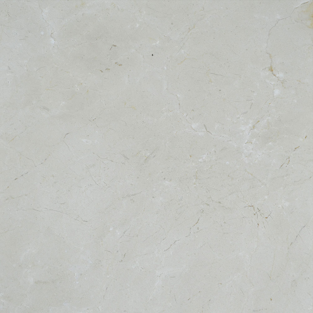 Atlantic Stone Source Marble 24 x 24 Polished Crema Marfil Classic