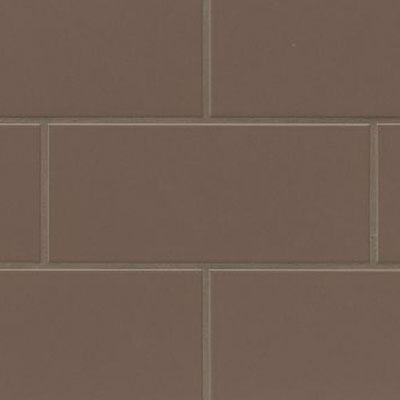 Bedrosians Traditions 4 x 10 Gloss Cocoa