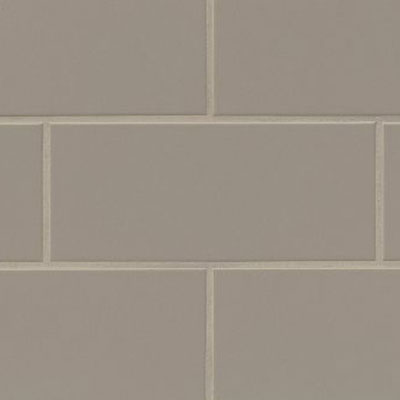 Bedrosians Traditions 4 x 10 Gloss Taupe