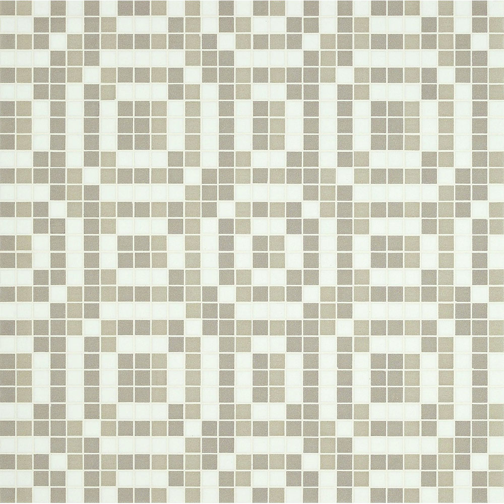 Bisazza Mosaico Decori 20 - Stamps Stamps Grey