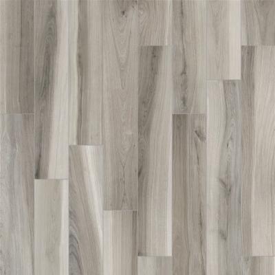 Chesapeake Flooring Mayan Glazed Porcelain Wood Tile 6 X 36 Ash