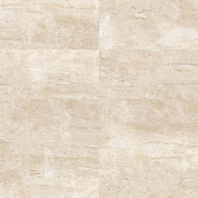 Chesapeake Flooring Venice 20 x 20 Ceramic Floor White