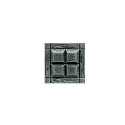 Daltile Armor 2 x 2 Dot Forged Steel 2 x 2 Four Square