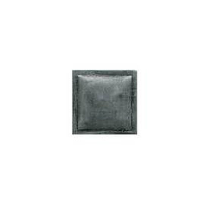 Daltile Armor 2 x 2 Dot Forged Steel 2 x 2 Pillow