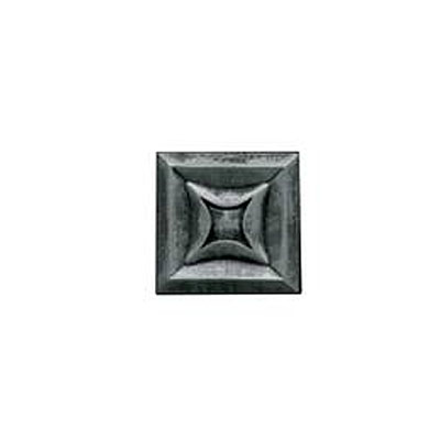 Daltile Armor 2 x 2 Dot Forged Steel 2 x 2 Star