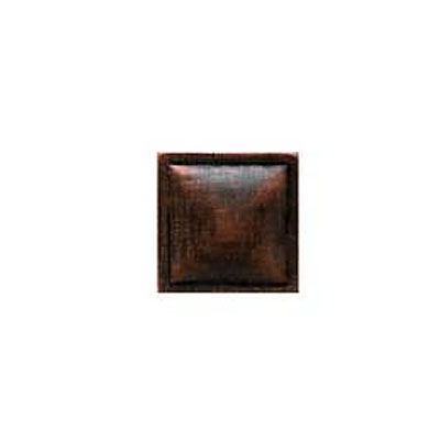 Daltile Armor 2 x 2 Dot Guilded Copper 2 x 2 Pillow