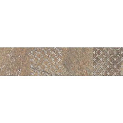 Daltile Ayers Rock Deco 3 x 13 Bronzed Beacon