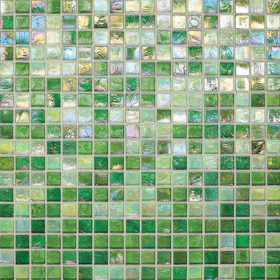 Daltile City Lights Glass Mosaic Fiji