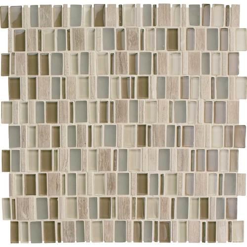 Daltile Clio 1 X Random Mosaic Hera