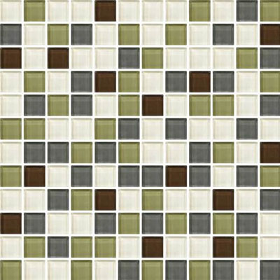 Daltile Blends 1 x 1 Autumn Trail