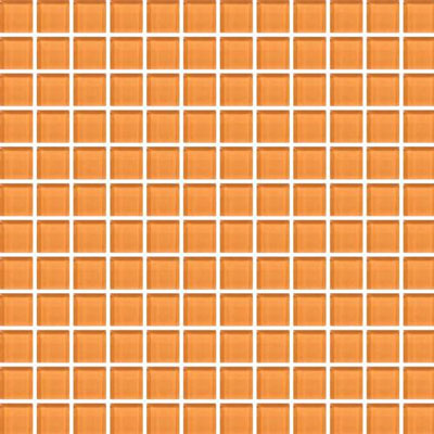 Daltile Vibrant Colors 3 x 6 Russet Orange