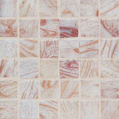 Daltile Elemental Glass Mosaic 3/4 x 3/4 Conch Shell