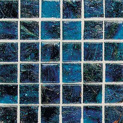 Daltile Elemental Glass Mosaic 3/4 x 3/4 Cornflower