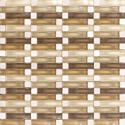Daltile Intertwine (PTS) Mosaic Acoustic