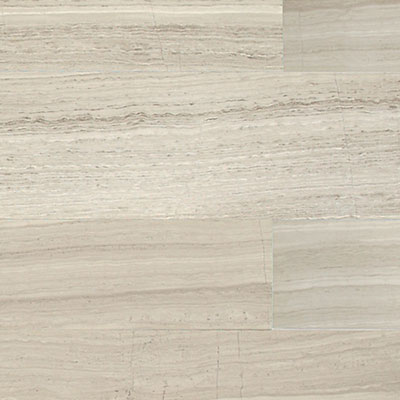 Daltile LimeStone 4 x 36 Honed Chenille White Vein Cut