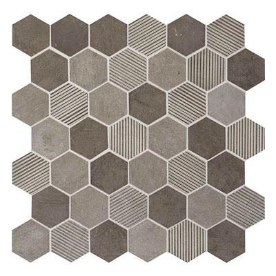 Daltile Limestone Hexagon Mosaic Tile Stone Colors