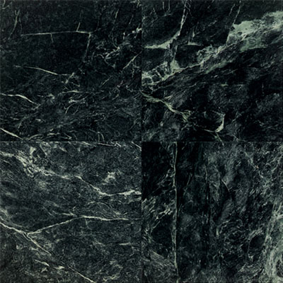 Daltile Marble 12 X 12 Polished Empress Green