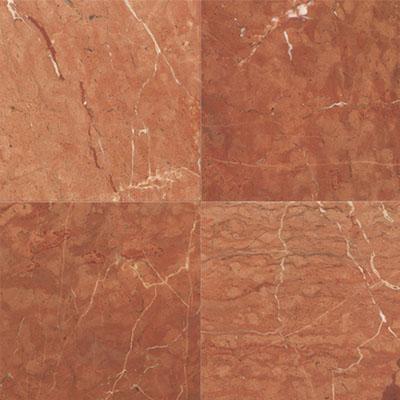Daltile Marble 12 X 12 Polished Rojo Alicante