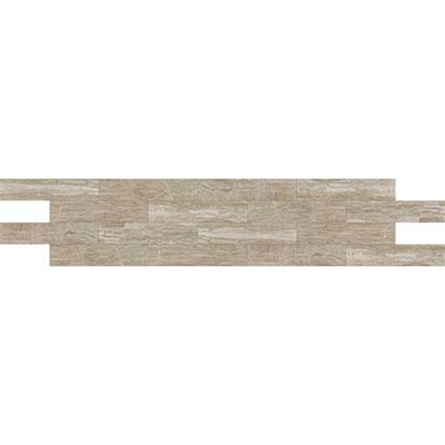 Daltile Marble 3 x 8 Stone River Vein Cut Polished