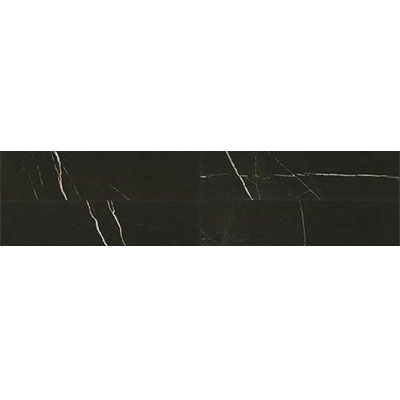 Daltile Marble Attache 12 X 48 Matte Nero
