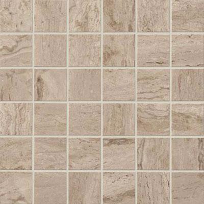 Daltile Marble Attache Mosaic 2 X 2 Matte Travertine
