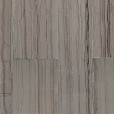 Daltile Marble Planks 8 x 36 Polished Silver Screen Vein Cut