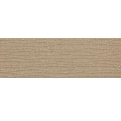 Daltile Modern Dimensions Wave 4 1/4 x 12 3/4 Gloss Elemental Tan