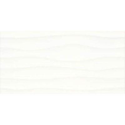 Daltile Multitude Wave 12 X 24 Origami White