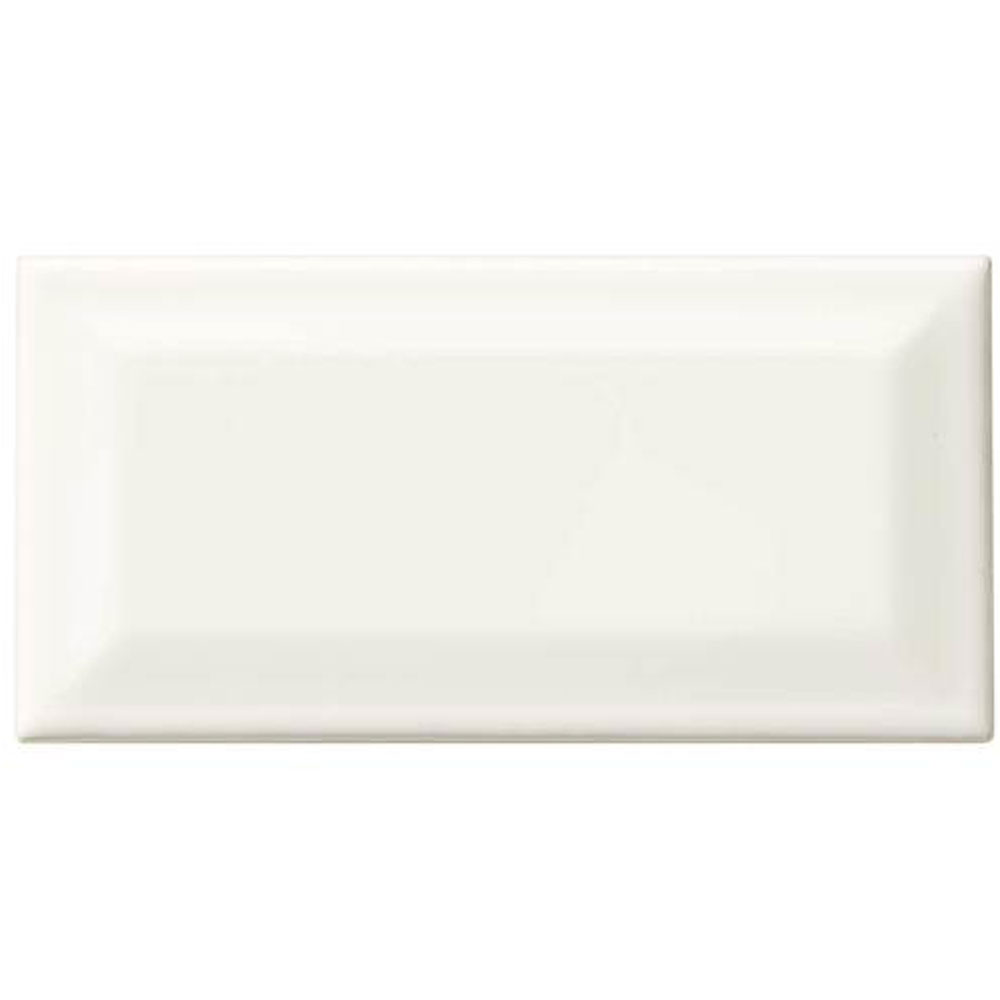 Daltile Rittenhouse Bevel 3 x 6 Gloss White