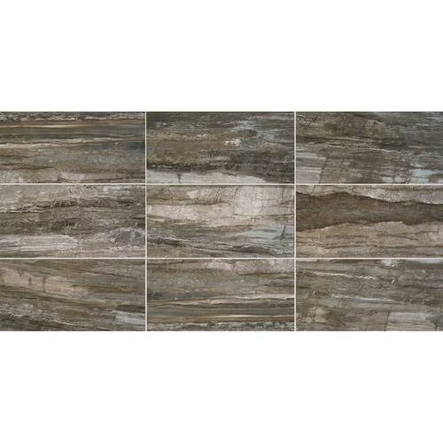 Daltile River Marble 12 x 24 Polished Smoky River