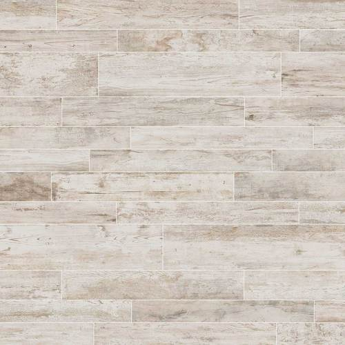 Daltile Season Wood 24 x 48 Snow Pine