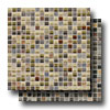 Fashion Accents Slate Radiance 5/8 x 5/8 Mosaic