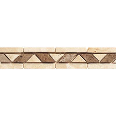 Daltile Stone Decorative Borders Walnut Rope