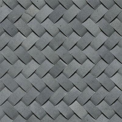 Daltile Stone A La Mod Basketweave Honed Mosaic Tile