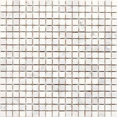 Daltile Stone A La Mod Polished Mosaic Contempo White