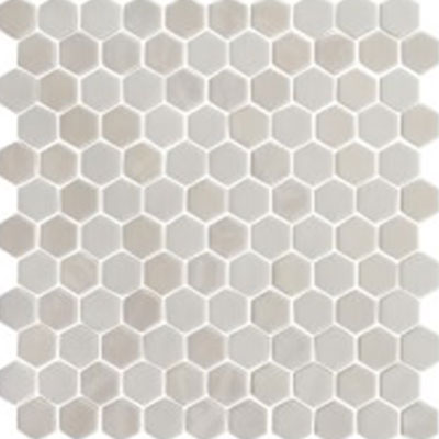 Eleganza Tiles Onix Hexagon 1 X 1 Pearl
