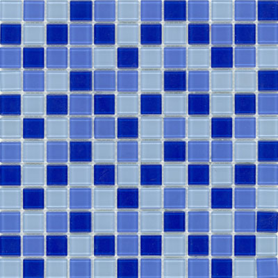 Elida Ceramica Classic Mosaic Blue Multicolor