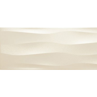 Emser Tile Artwork Wave Pattern Cream