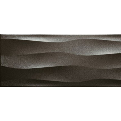 Emser Tile Artwork Wave Pattern Metal
