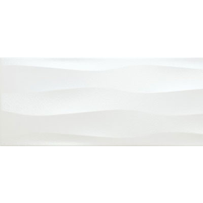 Emser Tile Artwork Wave Pattern Pearl