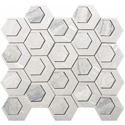 Emser Tile Catalyst Cast Stone Mosaic Saturn
