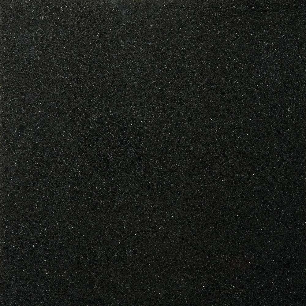 Emser Tile Granite 12 X 12 Absolute Black