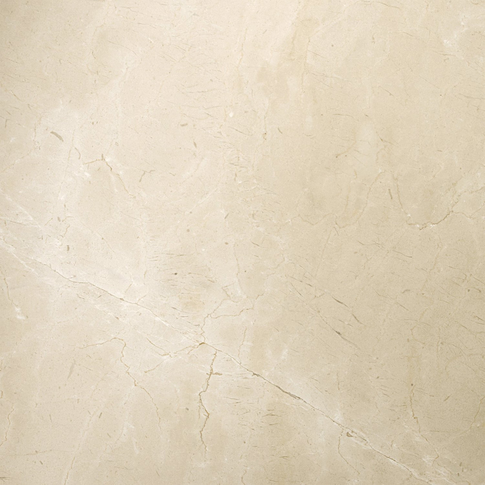 Emser Tile Marble 24 x 24 Polished Crema Marfil Classico