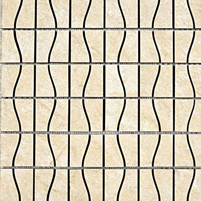 Interceramic Imperial Quartz Mosaic Sand