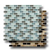 Glass Mosaic Mini Brick